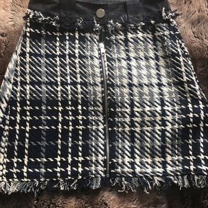 Zara Skirts - Tweed skirt